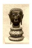 Boddhisatva Head Prints