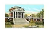 Rotunda, University of Virginia, Charlottesville Prints