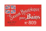 Hygienic Soap Label Prints