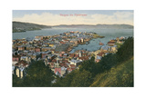 View over Bergen, Norway Prints
