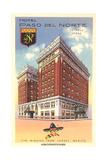 Hotel Paso Del Norte, El Paso Prints