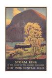 Travel Poster for Hudson Highlands Poster