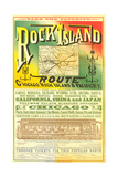 Rock Island Line Poster Posters