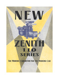New Zenith Carburetor Posters