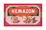 Hemazon Dice Posters