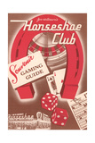 Horseshoe Club Gaming Guide Prints
