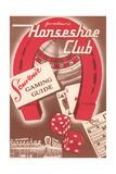 Horseshoe Club Gaming Guide Prints