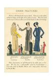 Fashion Illustration, Haute Couture Print