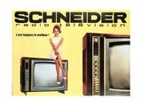 Schneider Televisions Prints