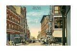 Main Street, Helena Print