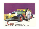 Most Powerful Motor Car Posters
