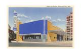 Union Bus Staion, Oklahoma City Reprodukce