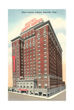 Hotel Andrew Johnson, Knoxville Prints