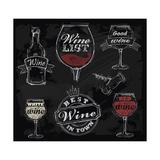 bioraven - Chalk Wine Umění