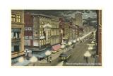 Main Street, Memphis Posters