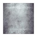Silver Metal Texture Print by  caesart