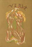 Femmes II Collectable Print by Aristide Maillol