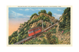 Incline Rail Car, Lookout Mountain Art