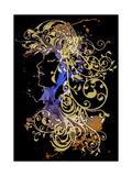 Paris Fleur 1 Prints by Atelier Sommerland