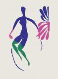 Verve - Nu bleu III Samletrykk av Henri Matisse
