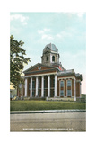 Buncombe County Courthouse, Asheville Prints