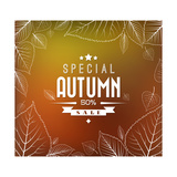 Autumn Sale Posters by  orson