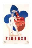 Travel Poster for Firenze Posters