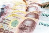 Thai Money, Thousand Baht Banknotes Prints by Patryk Kosmider