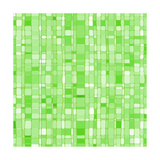 Abstract Green Background Prints by  epic44