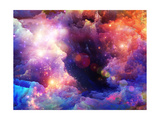Layers of Fractal Paint Posters by  agsandrew