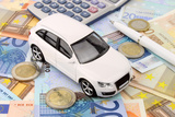 Euro Car Finance Photographic Print by  spectrumblue