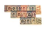 Learning Never Ends Arte por  PixelsAway