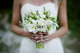Wedding Bouquet Photographic Print by  HalfPoint