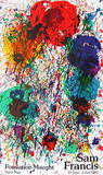 Fondation Maeght Collectable Print by Sam Francis