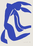 Verve - Nu bleu VII Collectable Print by Henri Matisse
