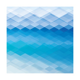 Abstract Blue Background Posters by  epic44