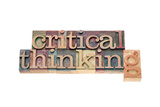 Critical Thinking Posters by  PixelsAway