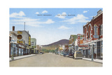 South Broadway, Red Lodge Prints
