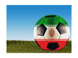 Iran Football Prints by  koufax73
