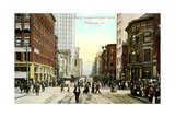 Liberty Avenue, Pittsburgh Posters