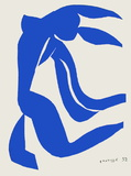 Papiers Découpés : La Chevelure Collectable Print by Henri Matisse