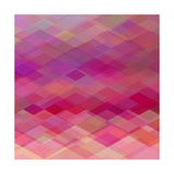 Abstract Geometrical Background Print by  epic44