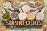 Superfoods Word Prints by  PixelsAway