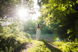 Walking Fairy Photographic Print by  PetarPaunchev