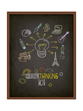 Creative Thinking 101 Posters par  LanaN.