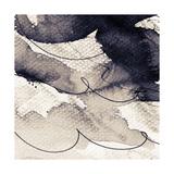 Abstract Grunge Background Reproduction giclée Premium par  donatas1205
