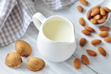 Almond Milk Photographic Print by  tashka2000