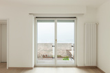 Beautiful New Apartment, Interior, View Window Photographic Print by  zveiger