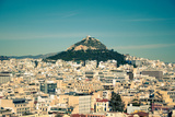 View of Athens City from the Acropolis Hill Posters by  NikD90