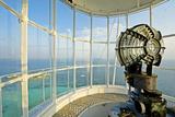 Inside the Lighthouse Fotografisk tryk af B.B. Xie